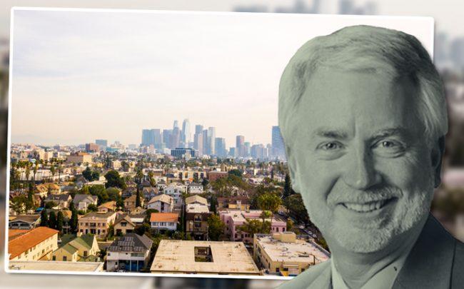 California Housing Partnership CEO Matt Schwartz